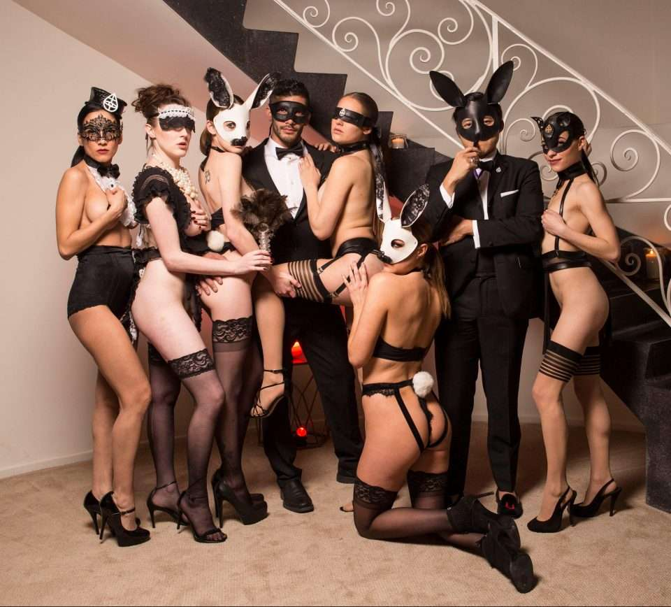 private bdsm party erster porno